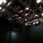 Bath Spa University's TV Studio - Rig
