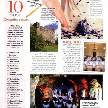 Wedding Venues and Services Magazine