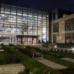 Conference and Meeting Venues - The Commons at Night