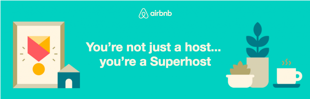 Green Park House Airbnb Superhost header
